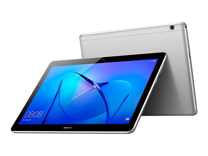 "HUAWEI MediaPad T3 10 9.6"" 16GB Grå Android 7.0"