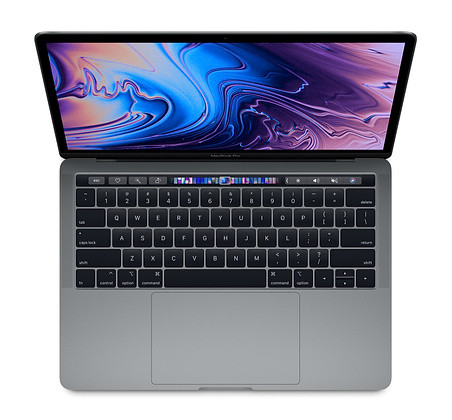 "APPLE MACBOOK PRO WITH TOUCH BAR-13.3""-Quad Core I5 2.4 GHZ-16 GB RAM-512 GB SSD-Z0WQ_10_DK_CTO"