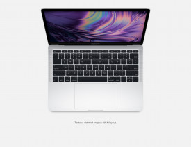 "APPLE MACBOOK PRO-13.3""-Quad Core I5 2.3 GHZ-16 GB RAM-512 GB SSD-sølv-Z0UJ_11_DK_CTO"