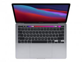 "Apple MacBook Pro with Retina display M1 - 13.3"" - 16 GB RAM - 1 TB SSD - space grey - Z11B_6_DK_CTO"